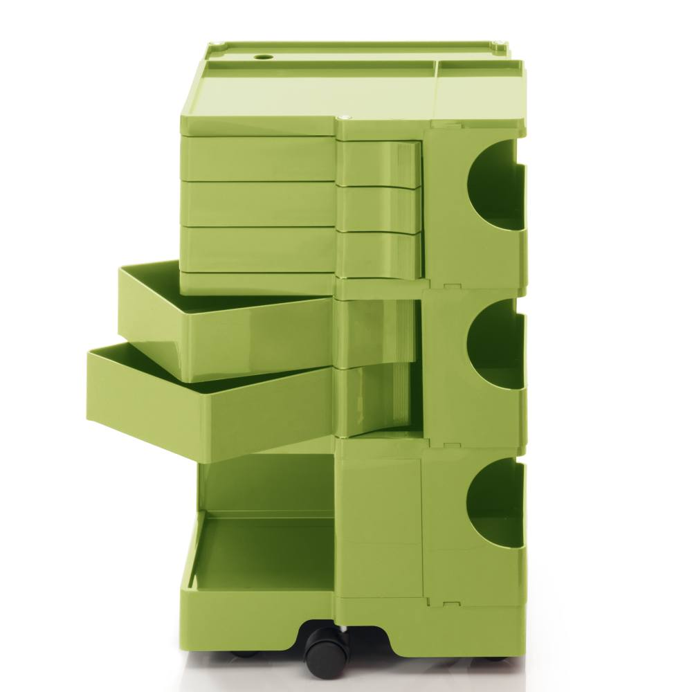 BOBY Rollcontainer B34 limonengrün