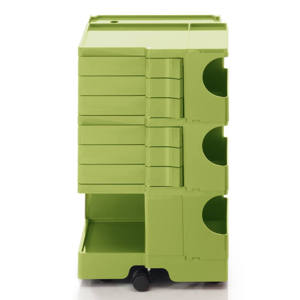 BOBY Rollcontainer B36 limonengrün