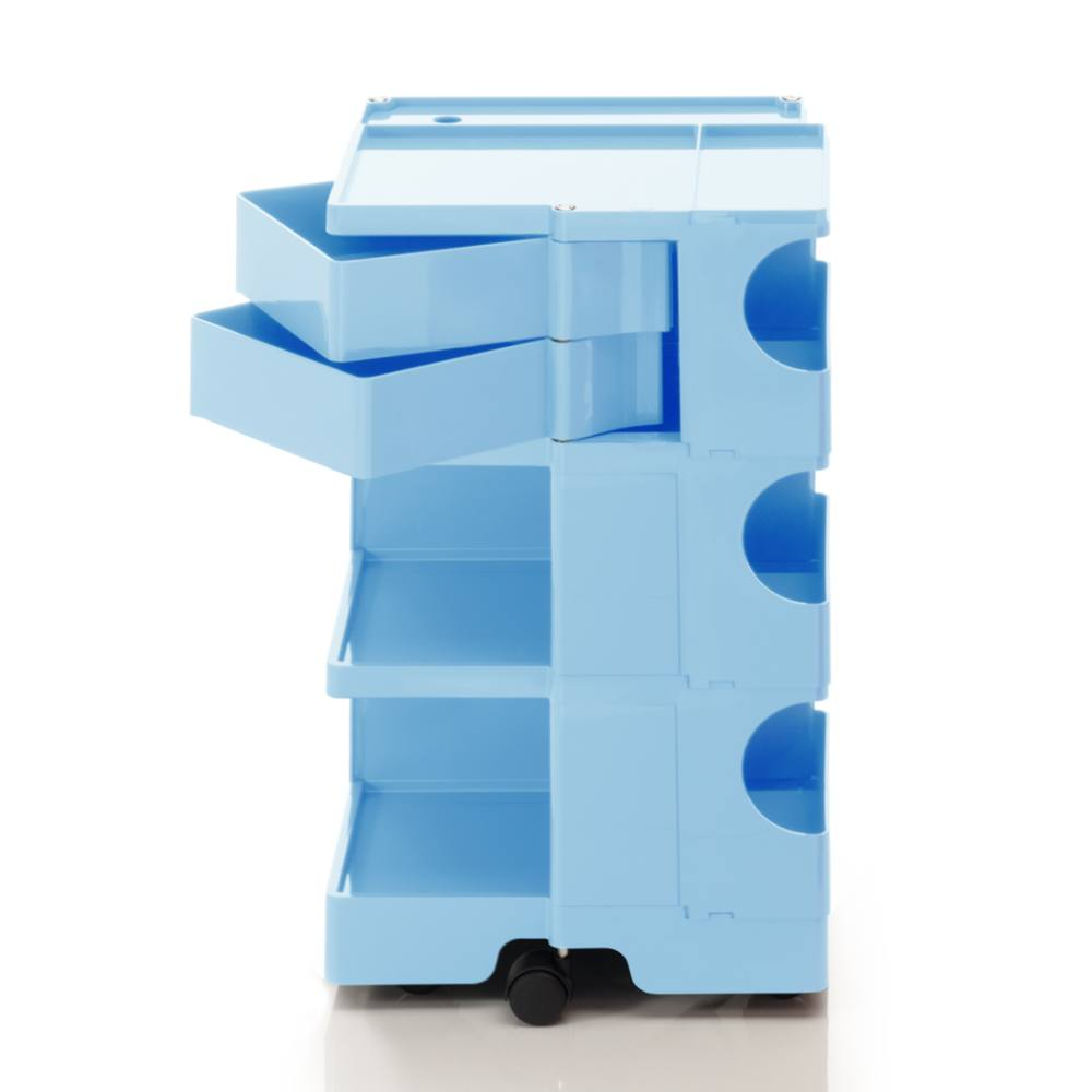 BOBY M Rollcontainer B32U bonnie blue