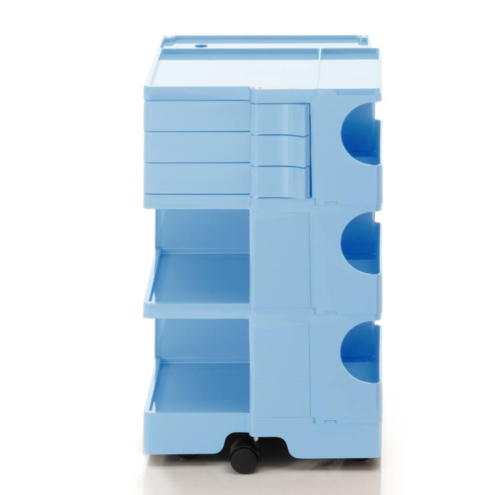 BOBY M Rollcontainer B33U bonnie blue