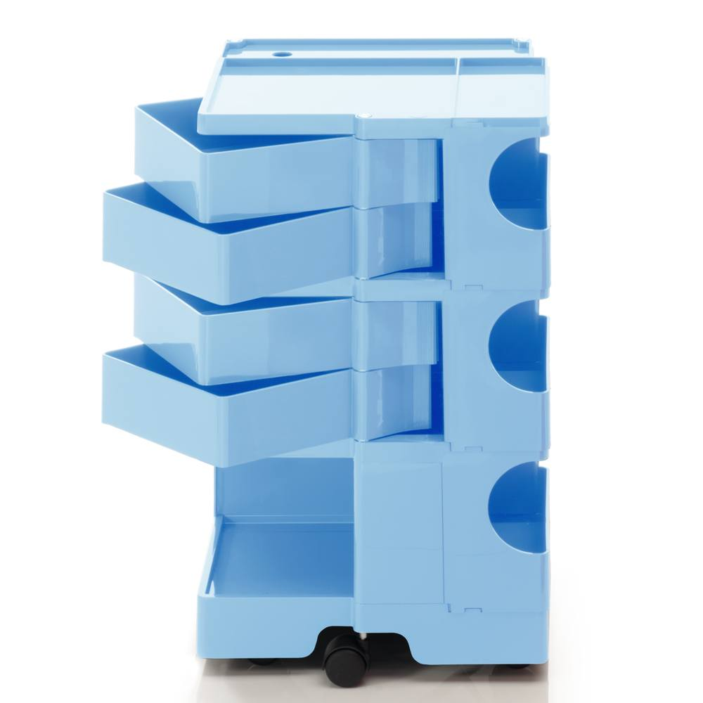 BOBY M Rollcontainer B34U bonnie blue