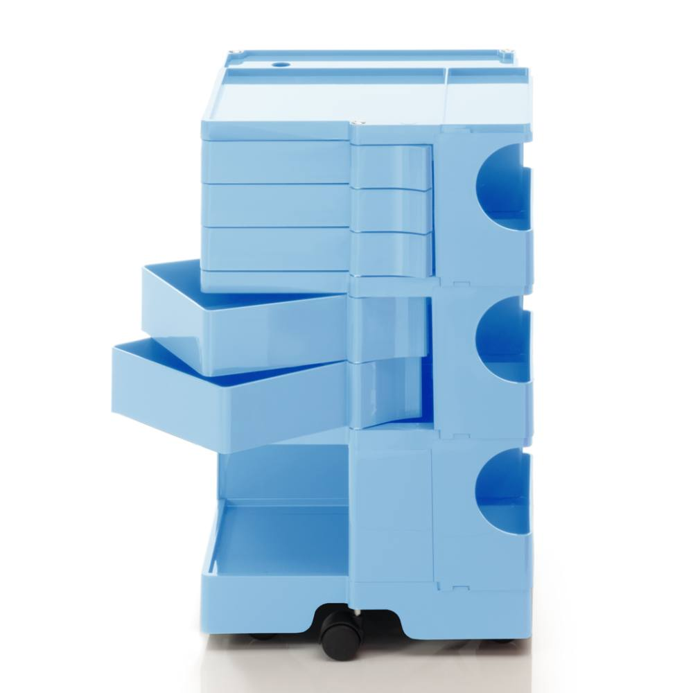 BOBY M Rollcontainer B35U bonnie blue