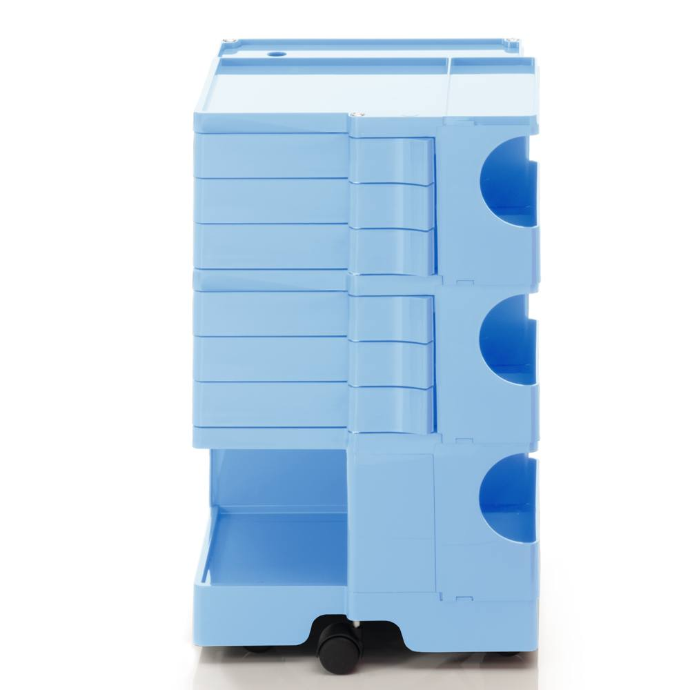 BOBY M Rollcontainer B36U bonnie blue