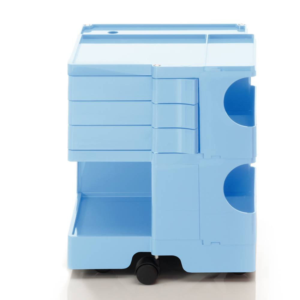 BOBY S Rollcontainer B23U, H 53 cm, bonnie blue