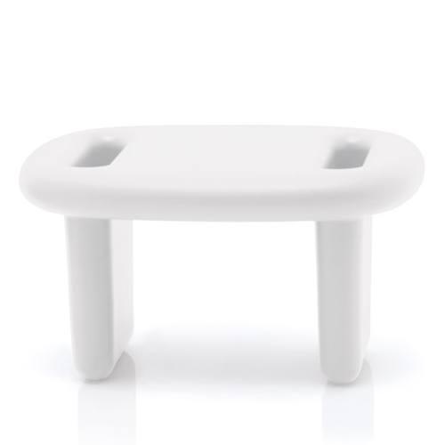 SNOOP Hocker / Beistelltisch / Regal weiß