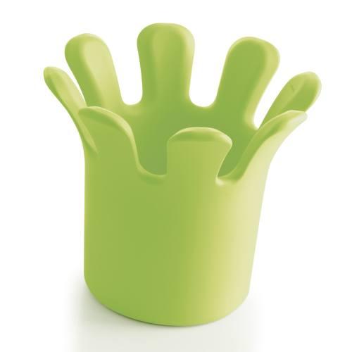 SPLASH als Papierkrob pastelgrün