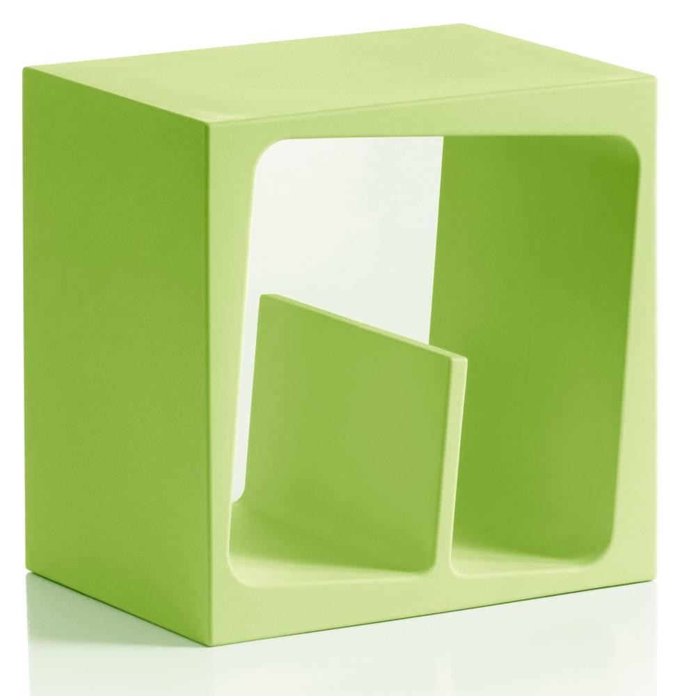 QUBI Regal pastell grün