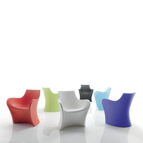 Woopy Stühle verschiedene Farben