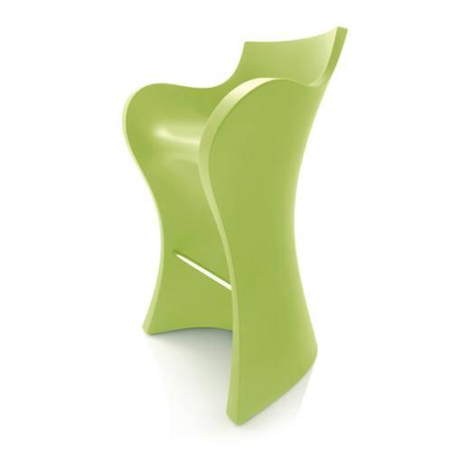 WOOPY Barhocker pastellgrün