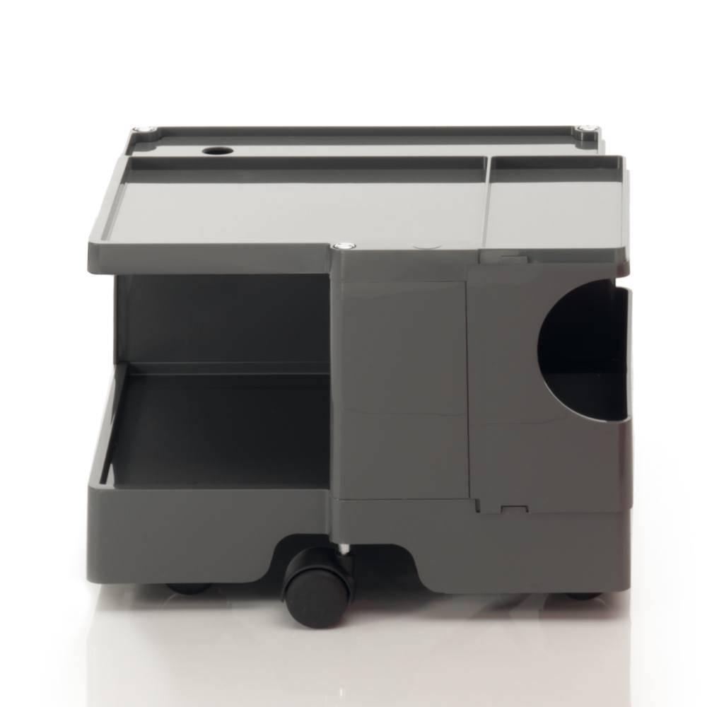 BOBY Rollcontainer B10 tornadograu, ohne Schublade
