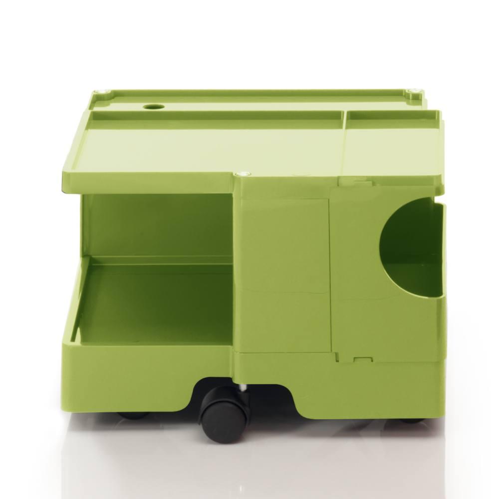 BOBY Rollcontainer Mini B10V, H31.5 cm, limonengrün