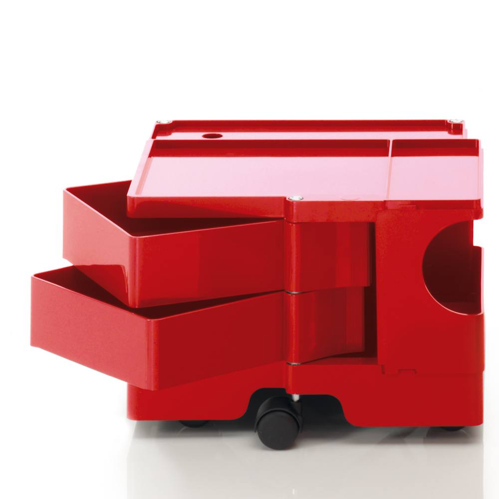 BOBY Rollcontainer B12 Mini rot