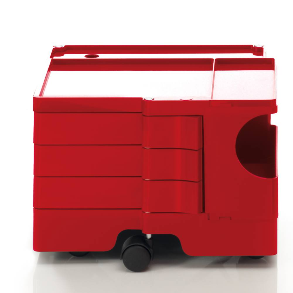 BOBY Rollcontainer B13 rot