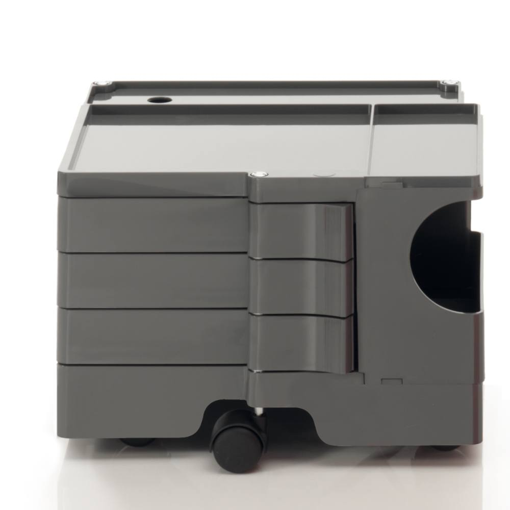 BOBY Rollcontainer B13 tornadograu
