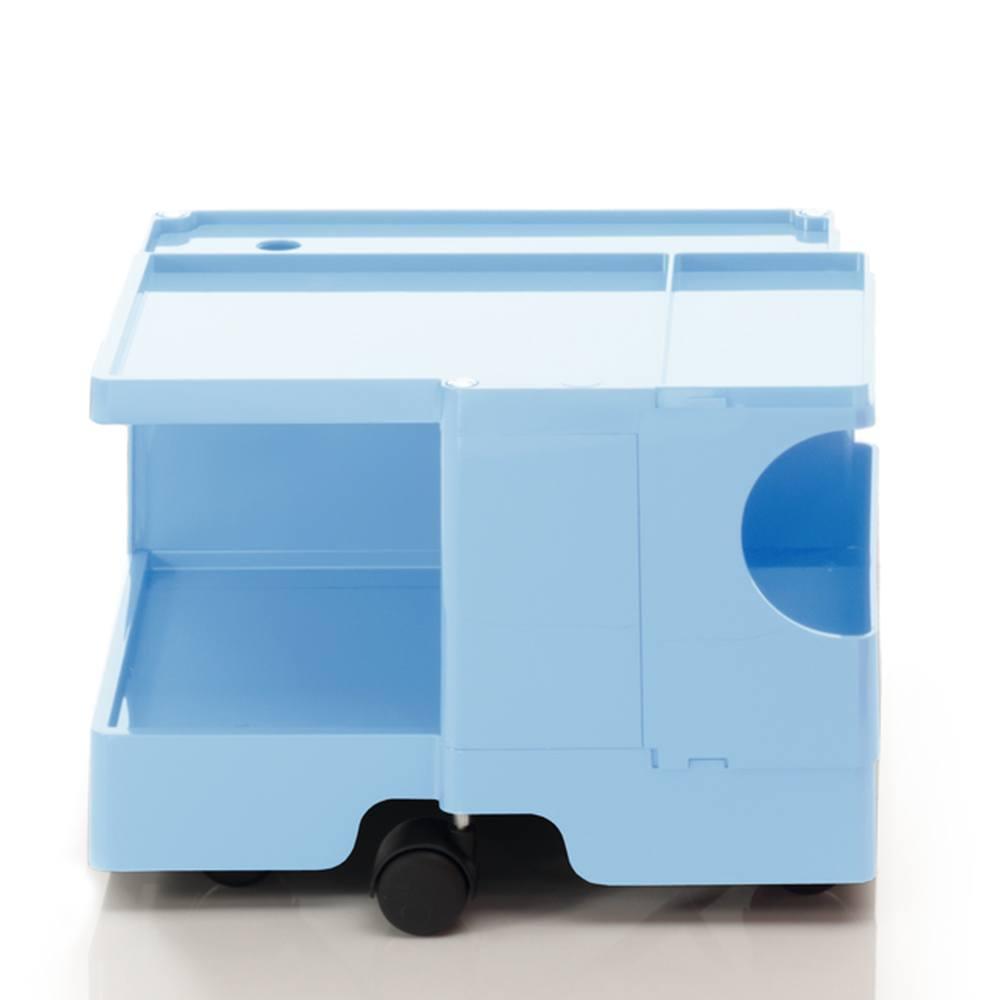 BOBY Rollcontainer Mini B10U, H31.5 cm, bonnie blue