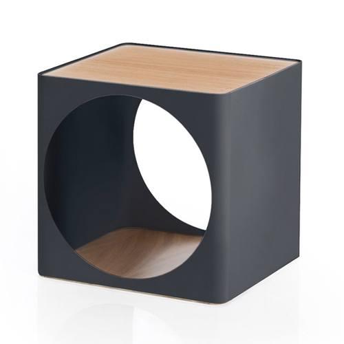 RING Containermodul anthrazit / Eiche