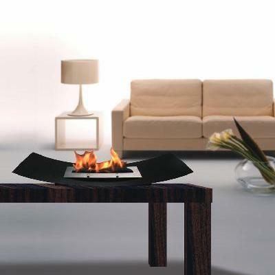 bio blaze von veniz tischkamin biokamin bei. Black Bedroom Furniture Sets. Home Design Ideas