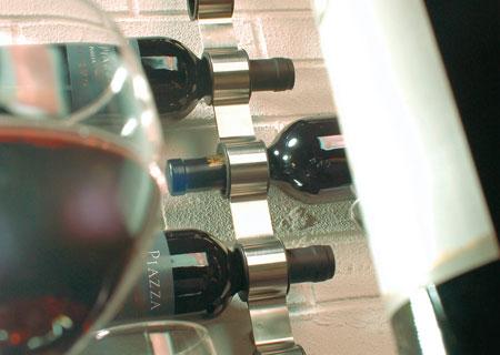 Cioso Weinflaschen Wandhalter