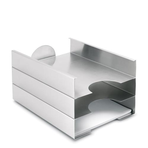 akto briefablage von blomus bei. Black Bedroom Furniture Sets. Home Design Ideas