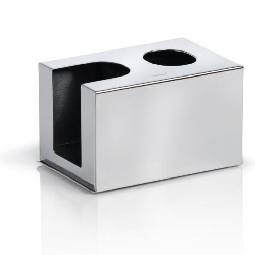 NEXIO Hygienebox Edelstahl poliert