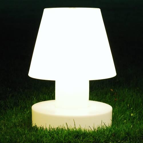 Bloom! Portable Lamp - im Gras