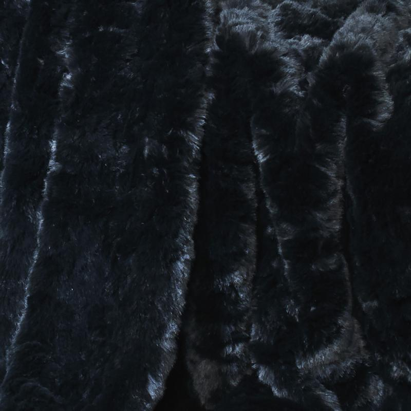CARMA Bodenkissen Awassi black 70x70 cm