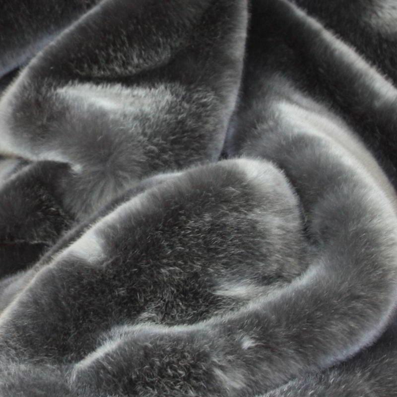 CARMA Bodenkissen Seal grey 70x70 cm