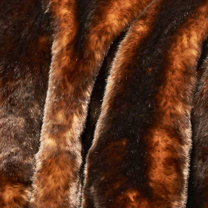 CARMA Bodenkissen Puma amber 70x70 cm