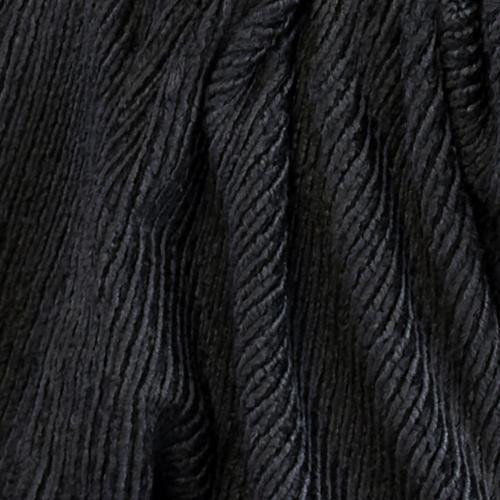 CARMA Kissen Strickkanin black 40x40 cm