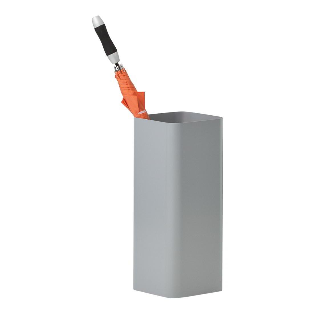 FLOW 2 Schrimständer RAL 9016 aluminiumgrau