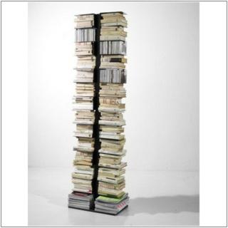 b cherregal freistehend b rozubeh r. Black Bedroom Furniture Sets. Home Design Ideas