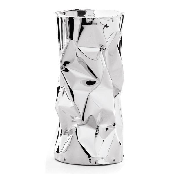 BIGTAB.U Hocker aluminium hochglanzpoliert