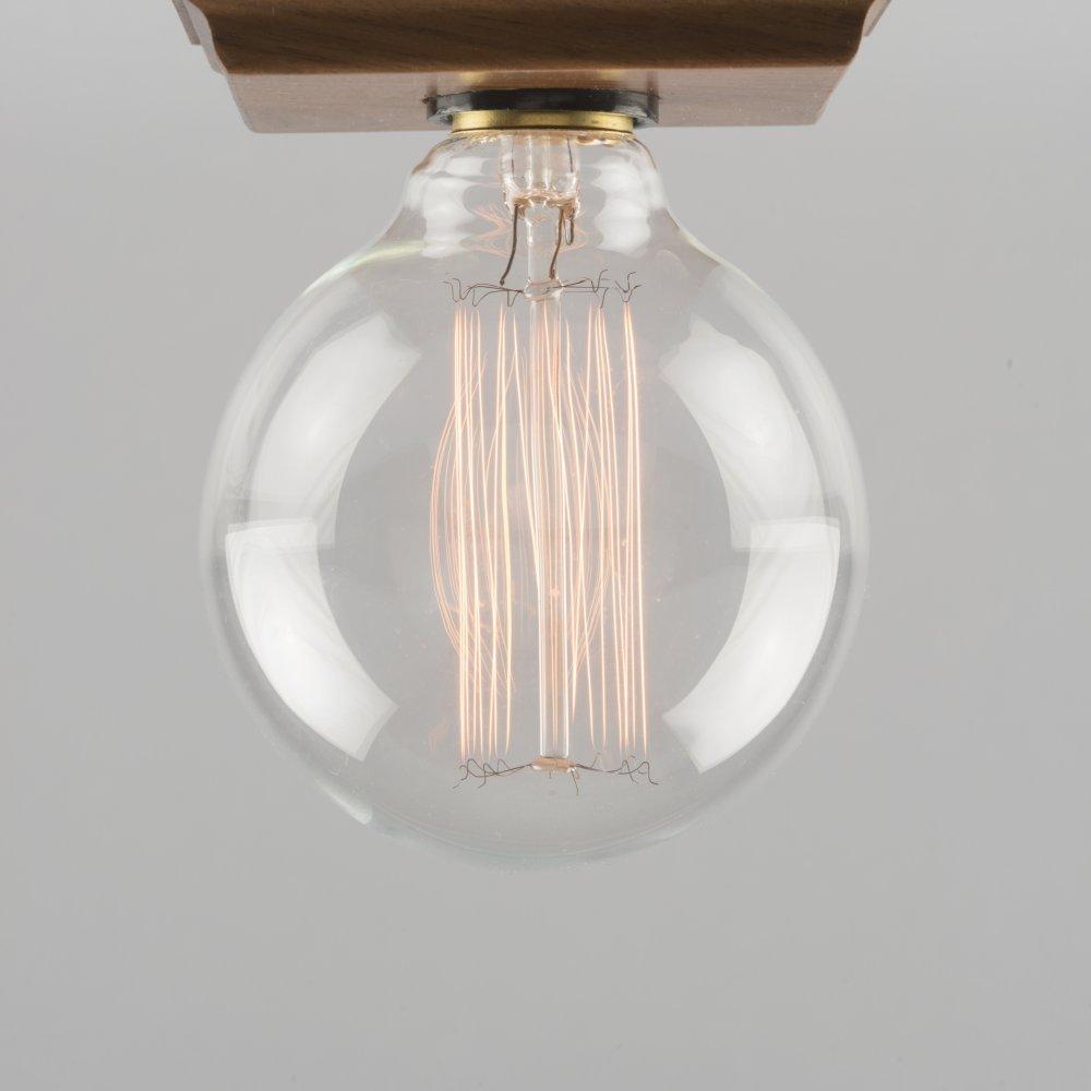 VIVENDI Leuchtmittel F.1910.Globe 60 Watt
