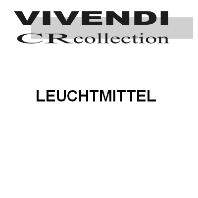 CR-Collection Leuchtmittel