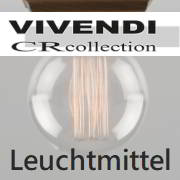 CR-Collection VIVENDI Leuchtmittel