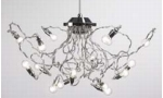 MEDUSA Pendelleuchte chrom, Hersteller CR Collection, Design von CR Collection