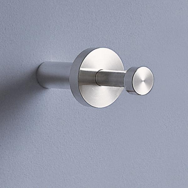 EASY 2 Garderobenknopf Aluminium, mit Teleskop