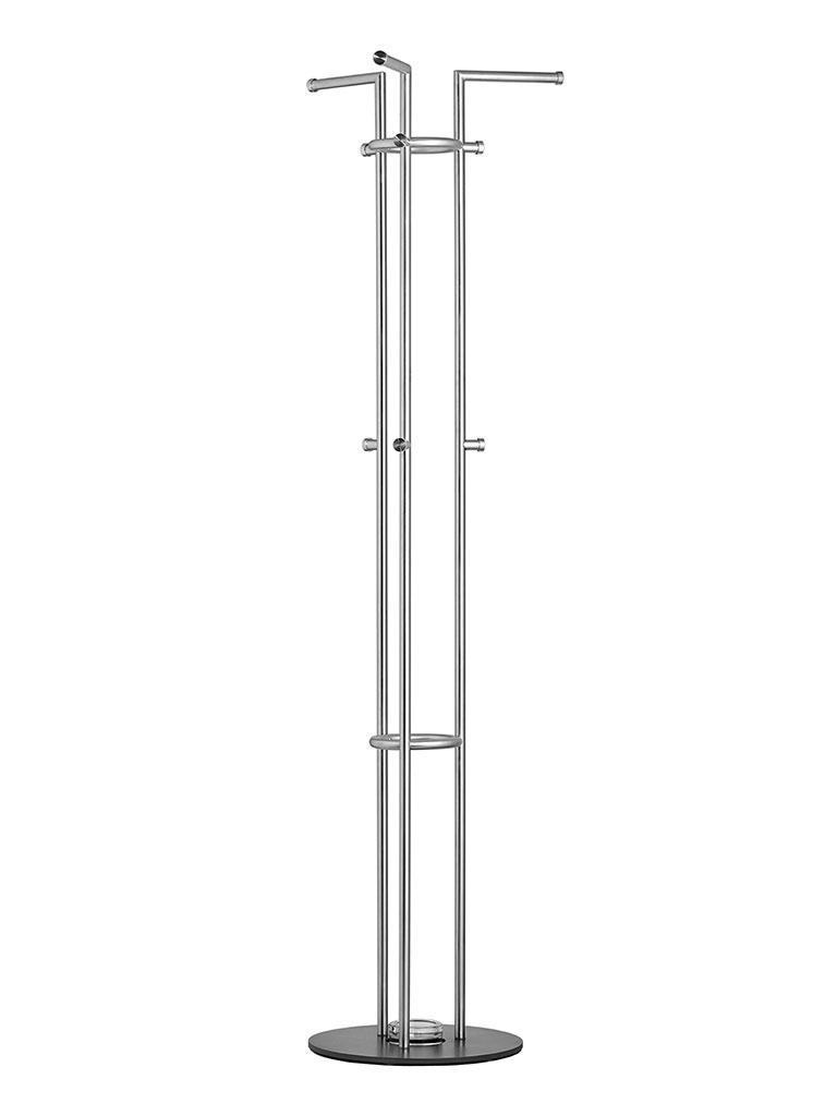 Stag 3 Standgarderobe mit Wasserschale für Schirme
