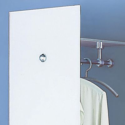 PACIFIC 503 B Standgarderobe ultrawhite Detail