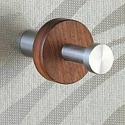 EASY WOOD Garderobenknopf D-TEC, Marke D-TEC, Designer Markus Börgens