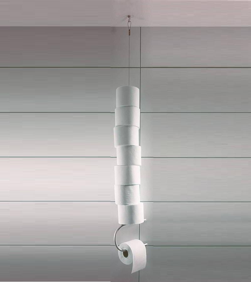 ROLLENSPIEL WC-Rollenhalter