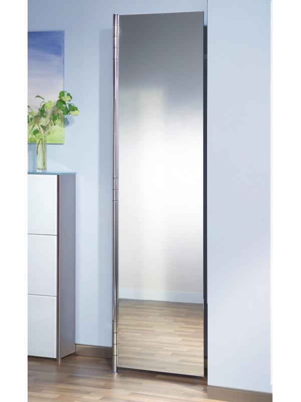 ALBA 2 Wandgarderobe mit Spiegeltür