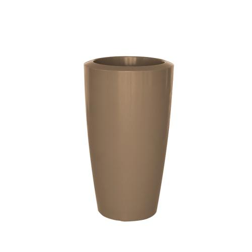ROVIO Pflanzsäule IV clay / beigegrau