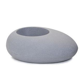 STORUS II Pflanzgefäß Granit-Optik 143 cm