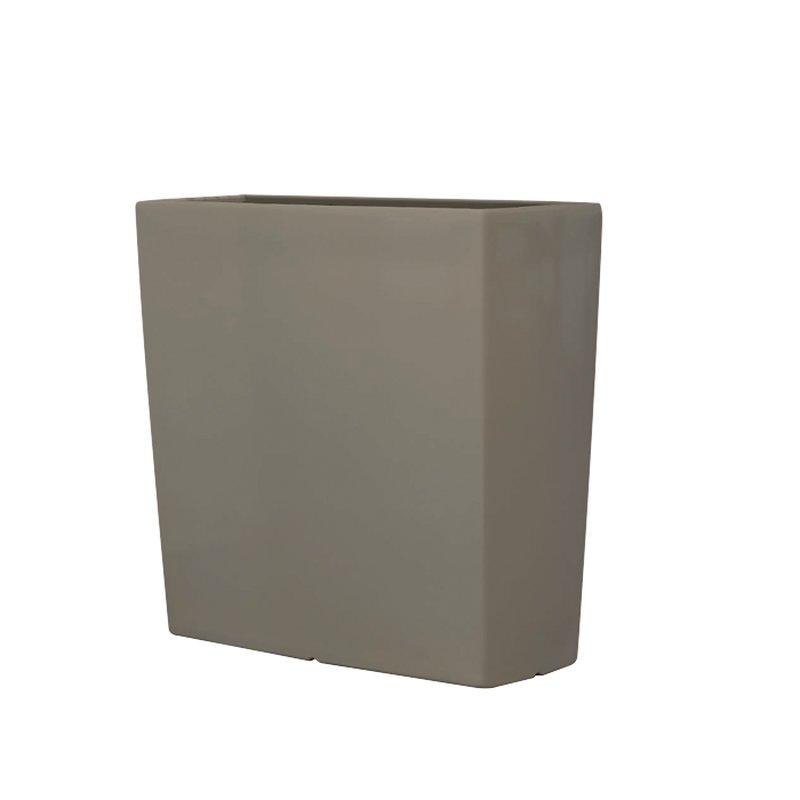 TREVIA 900 K Pflanzbank clay / graubeige