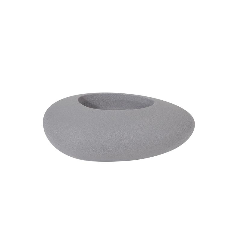 STORUS VI Pflanzgefäße granit dunkel