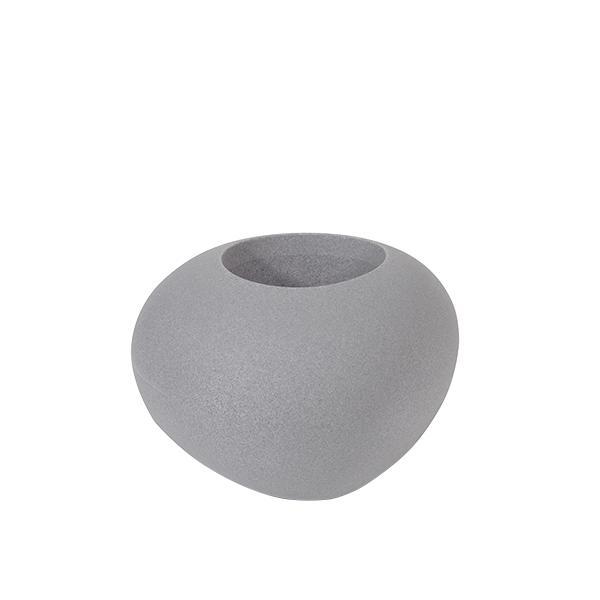 STORUS VII Pflanzgefäße granit dunkel