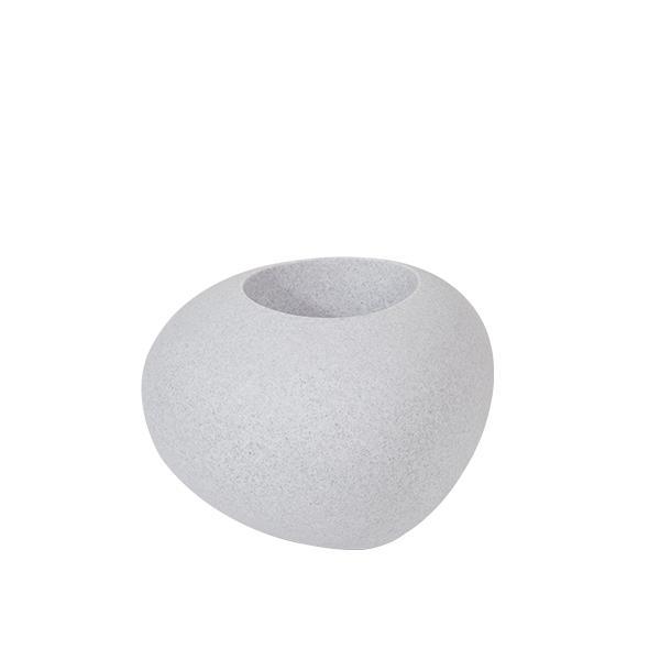 STORUS VII Pflanzgefäße granit hell