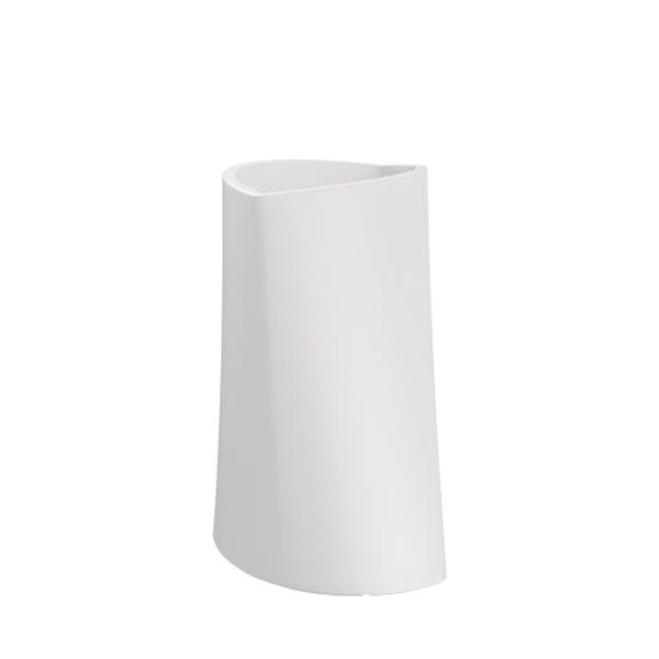 VARIA Pflanzgefäß weiß (ähnlich RAL 9003)
