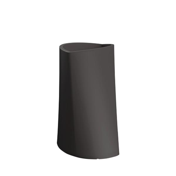VARIA Pflanzgefäß schwarz (ähnlich RAL 9004)